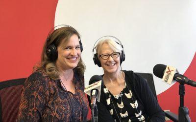 Live and Learn Program Coordinator Kristin Chatsworth and Arizona Career Pathways Director Kerrie Adney-Walker