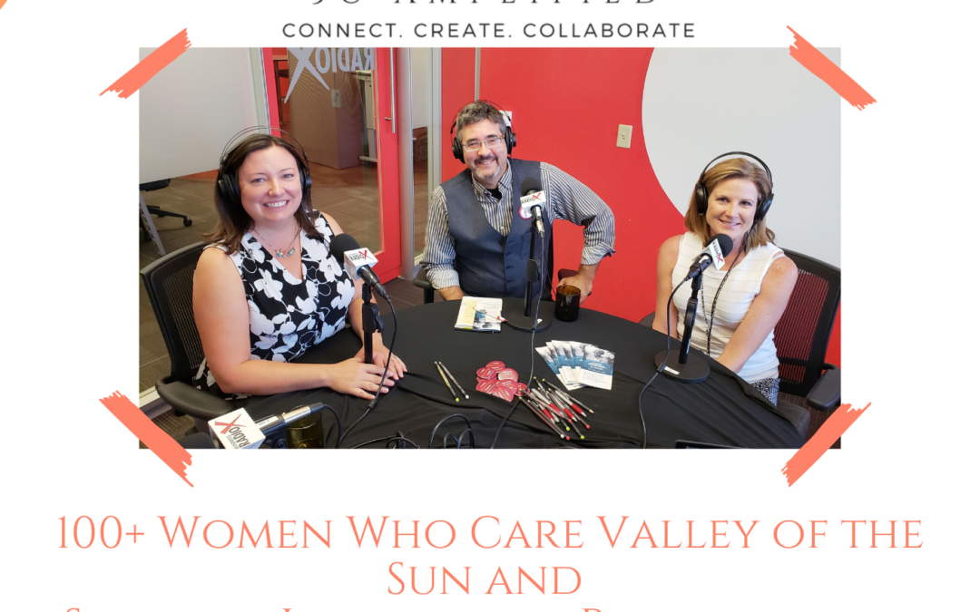 100 Women Who Care Valley of the Sun and Sanford Institute of Philanthropy at Maricopa Community Colleges